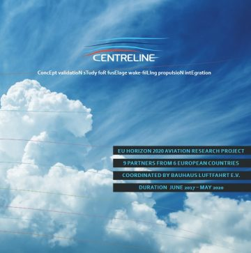 Centreline flyer cover